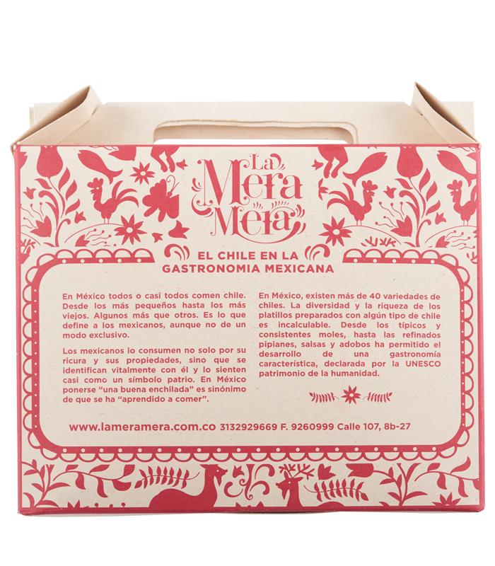Caja Kit Regalo Salsera The Pottery 2