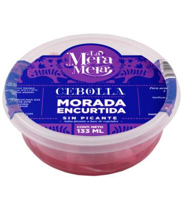 Cebolla Morada Encurtida