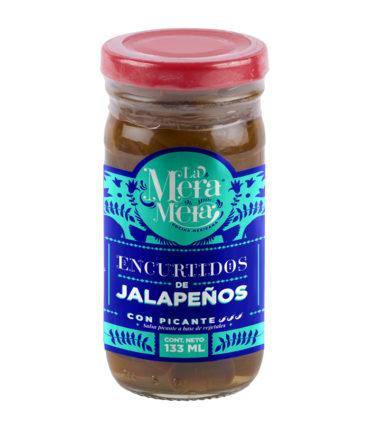 Jalapeños Encurtidos