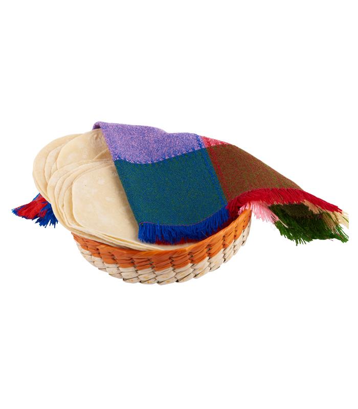 Tortilla de Harina de Trigo Idea